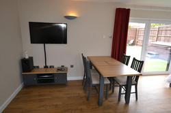 TV/Media & Dining Area