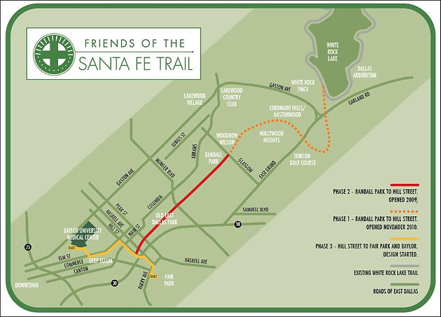 DALLAS SUMMER PLANS | Friends of Santa Fe Trail on