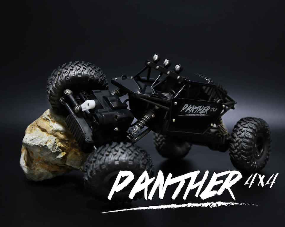 Panther 4x4 1/18th