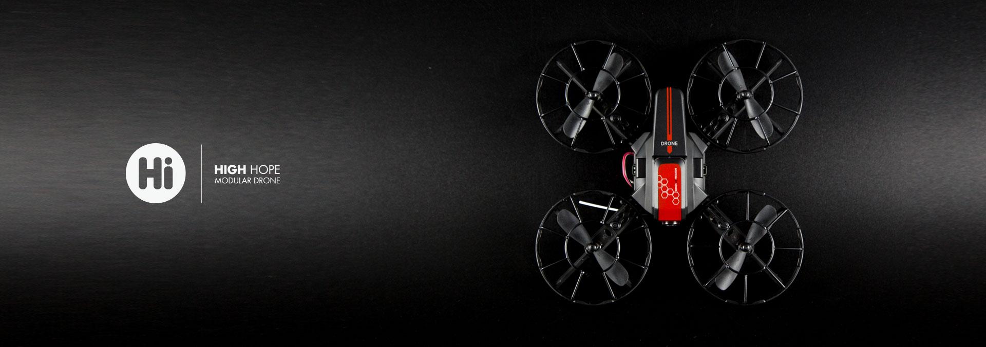 High Hope modular drone 81856-03