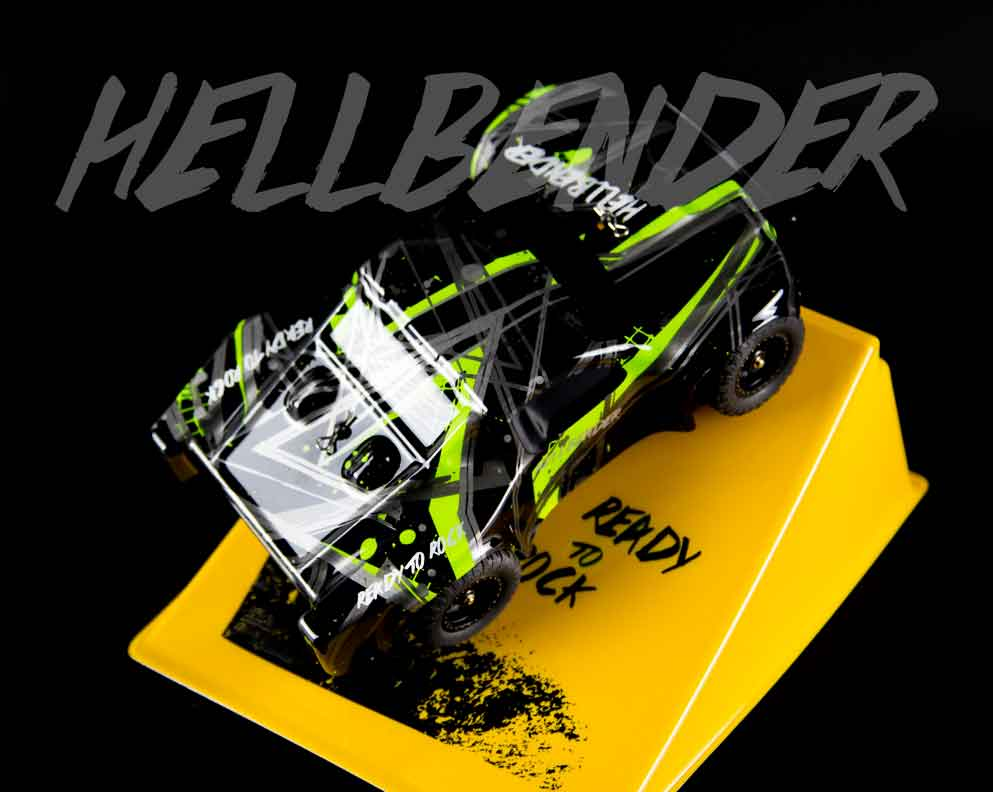 Hellbender the 1/32th mini Hobby
