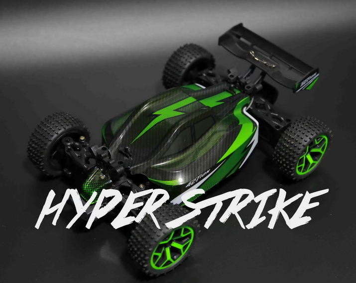 Hyper Strike 1/16th