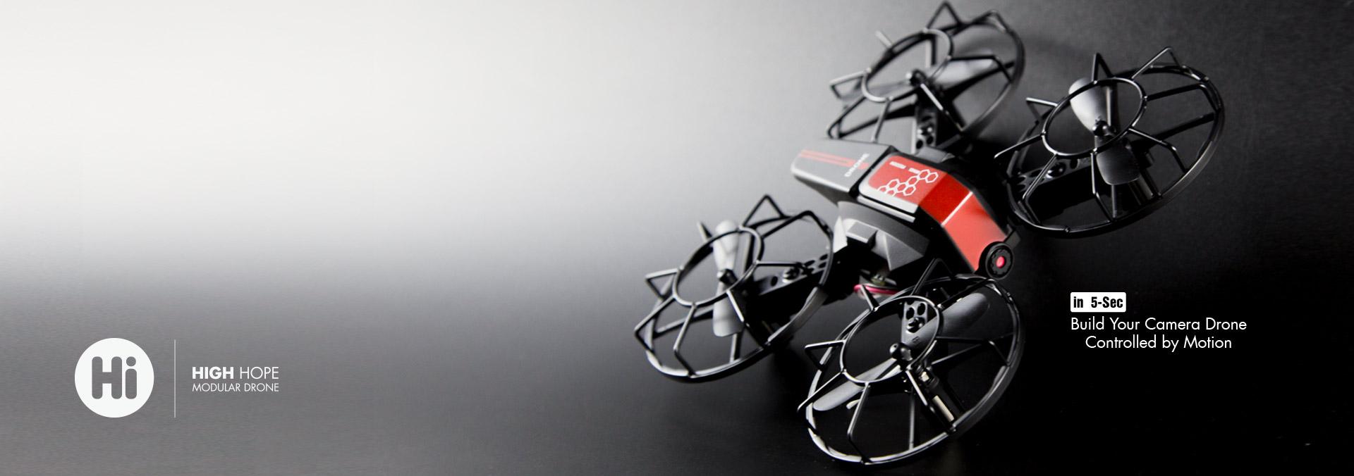 High Hope modular drone 81856-04