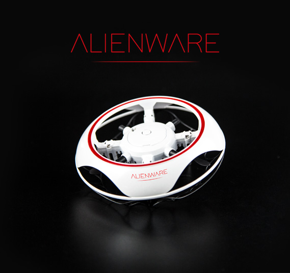 Alienware Inductive Drone