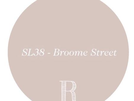 """De la couleur dans son intérieur: le ROSE """"SL38 Broome Street"""" de Sarah Lavoine & Ressource"""
