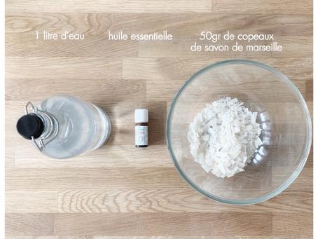 DIY #17: lessive liquide