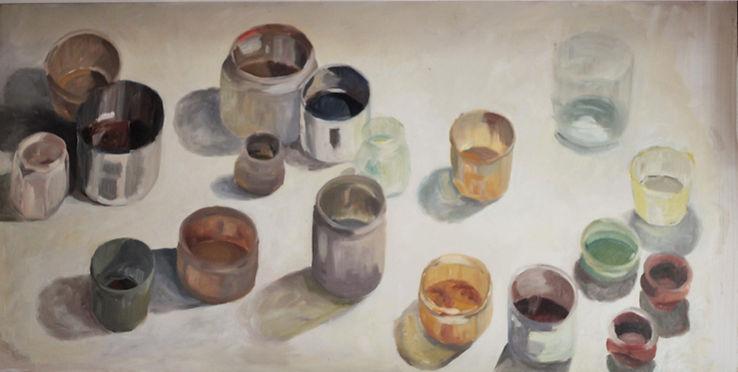 Anne Mortureux-Guillemant, peintre