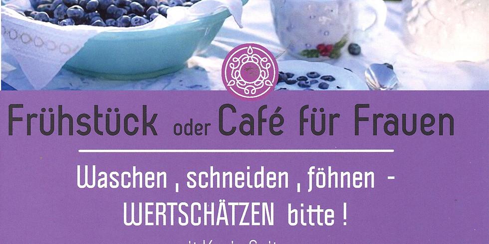 Frühstück oder Café für Frauen