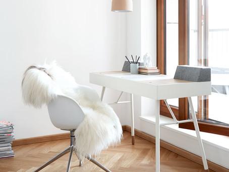 Un espacio para trabajar en casa hará la diferencia