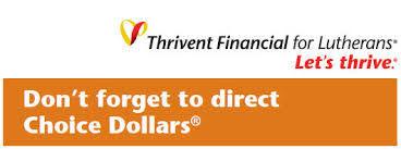 thrivent choice dollars logo