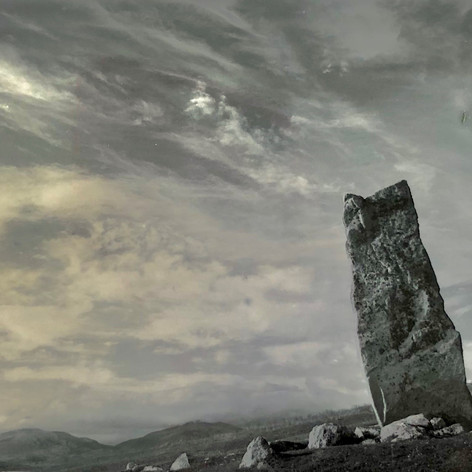 6. Macleod's stone II