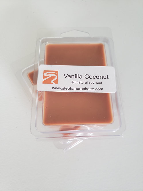 Vanilla Coconut Bar