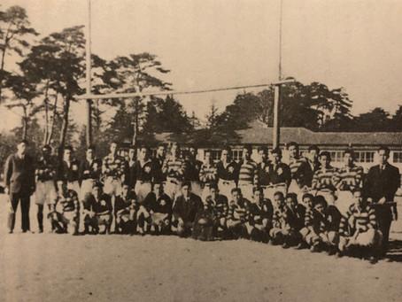 NHK BSプレミアムで「戦後初の京大-慶大戦」がカラーで蘇る。(令和2年11月25日放送)