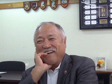 008: 特別インタビュー2/国公立大学のラグビー部に期待すること(森 重隆・日本ラグビー協会会長)