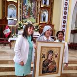 Nuestra querida Virgen del Perpetuo Socorro
