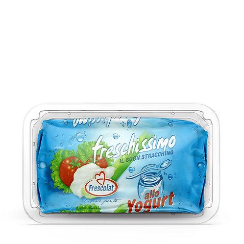 Stracchino Freschissimo allo Yogurt