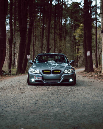 Stance 2011 BMW 335xi Camber
