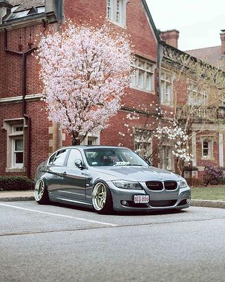 Stance 2011 BMW 335xi