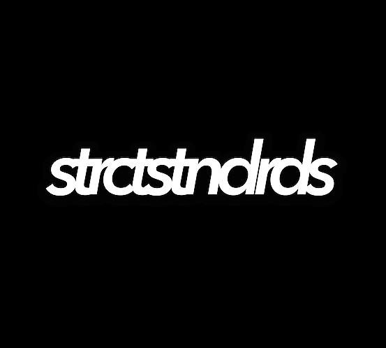"5"" Abbreviation Die-Cut Vinyl Sticker Digital"