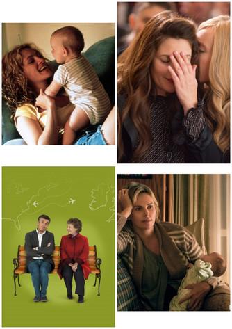 Фильмы, в центре которых женщина