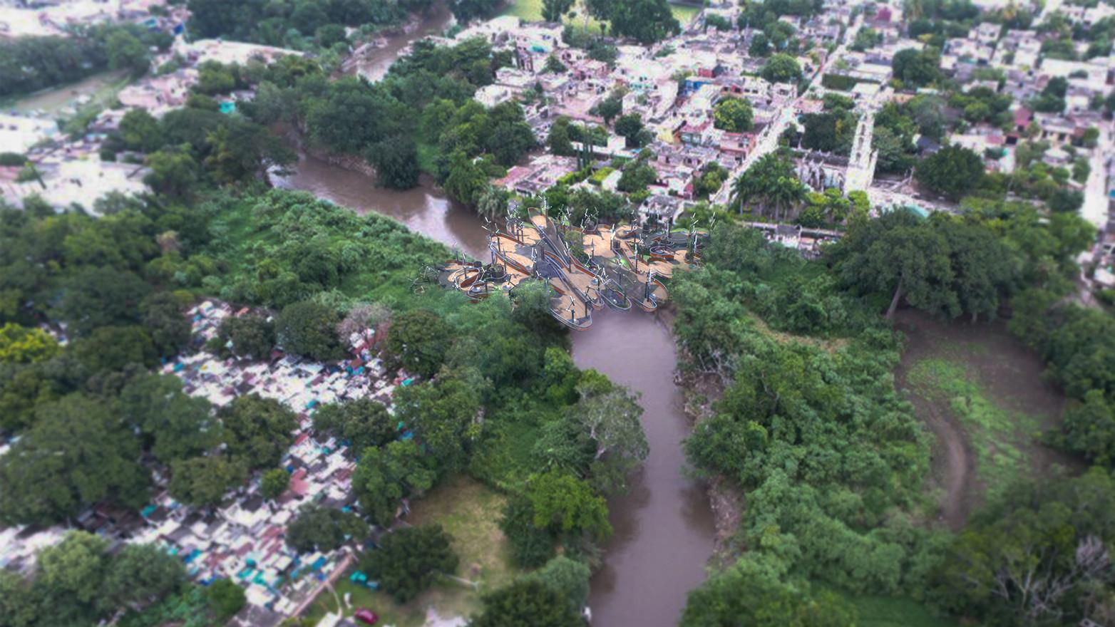 Puente del Rio Apatlaco