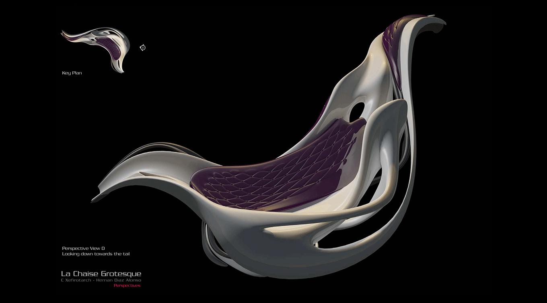 La Chaise Grotesque