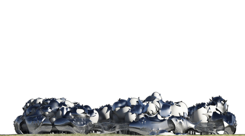 2014 // Xefirotarch // Hernan Diaz Alonso //  Ivan Bernal // Andrew Cheu, Amanda Stjernstrom, Patricia Joseph, Diego Wu-Law, Yun Yu, Adrian Cortez, Rebekah Bukhbinder.