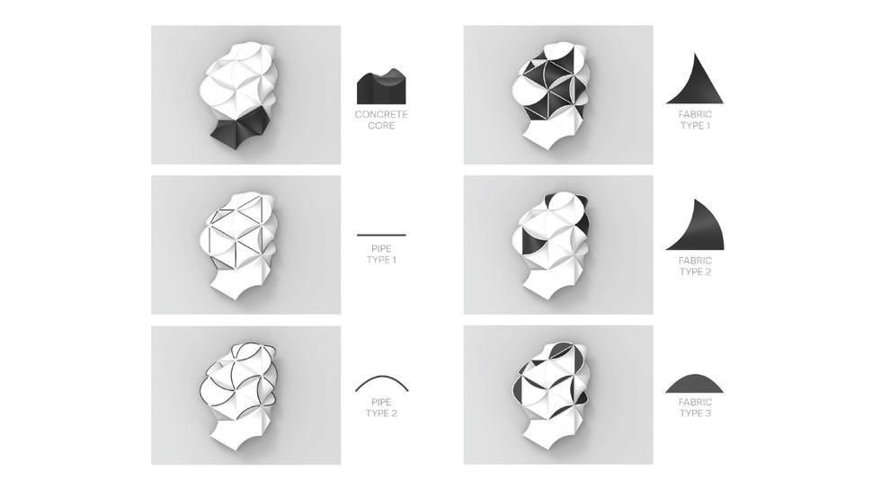 Mexico // 2016 // Xefirotarch // Hernan Diaz Alonso // Lead Designer: Ivan Bernal // Team: Feiran Wang, Varun Chillara, Yibo Zhong.