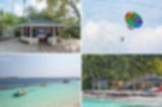 Royal Island, vodní sporty, water sports