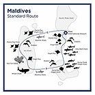 Best of Maldives, Itinerář - 1.jpg