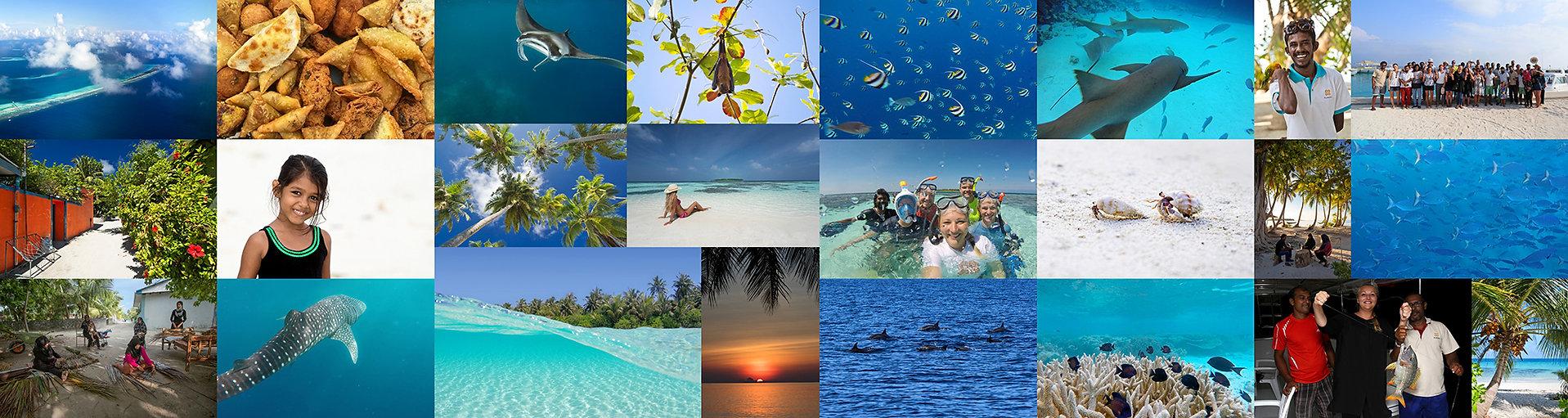 Maledivy s průvodcem - Poznání Alif Dhaal atolu