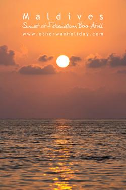 Fehendhoo, Baa Atoll, Maldives