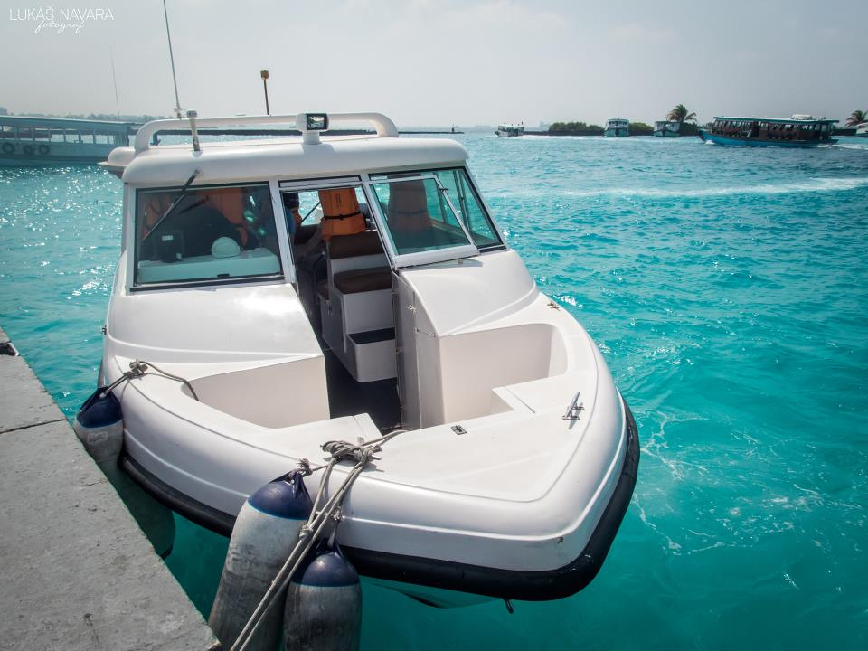 35. Male, Maledivy