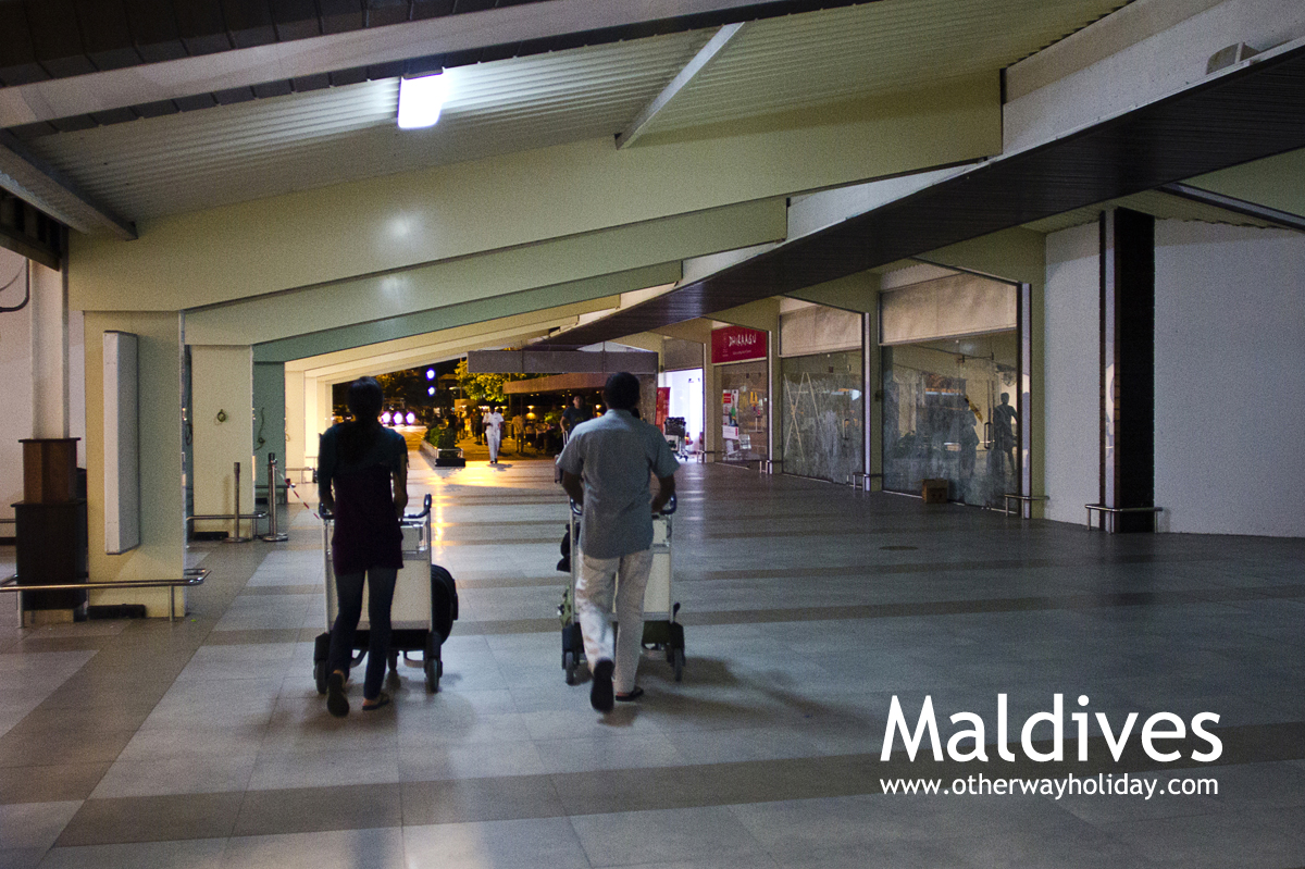 Flickr - Ibrahim Nasir International Airport Hulhule' (Male'), Arrival Hall (Feb