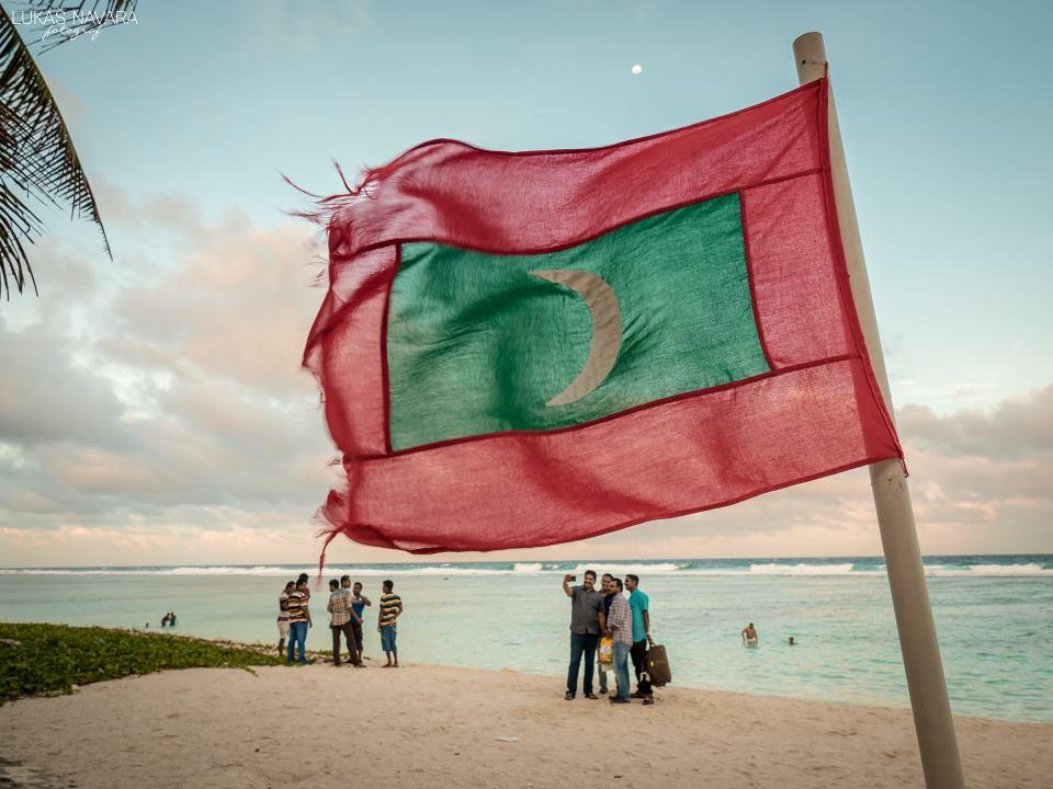 40. Hulhumale, Maledivy (2)