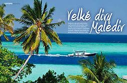 Auto Moto Sport Travel, Maledivy