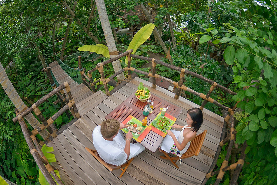 Villa Hotels, Sun Island - Zero
