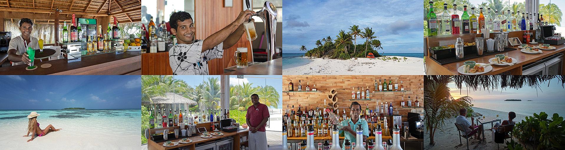 Alkohol na Maledivách a vše zakázané
