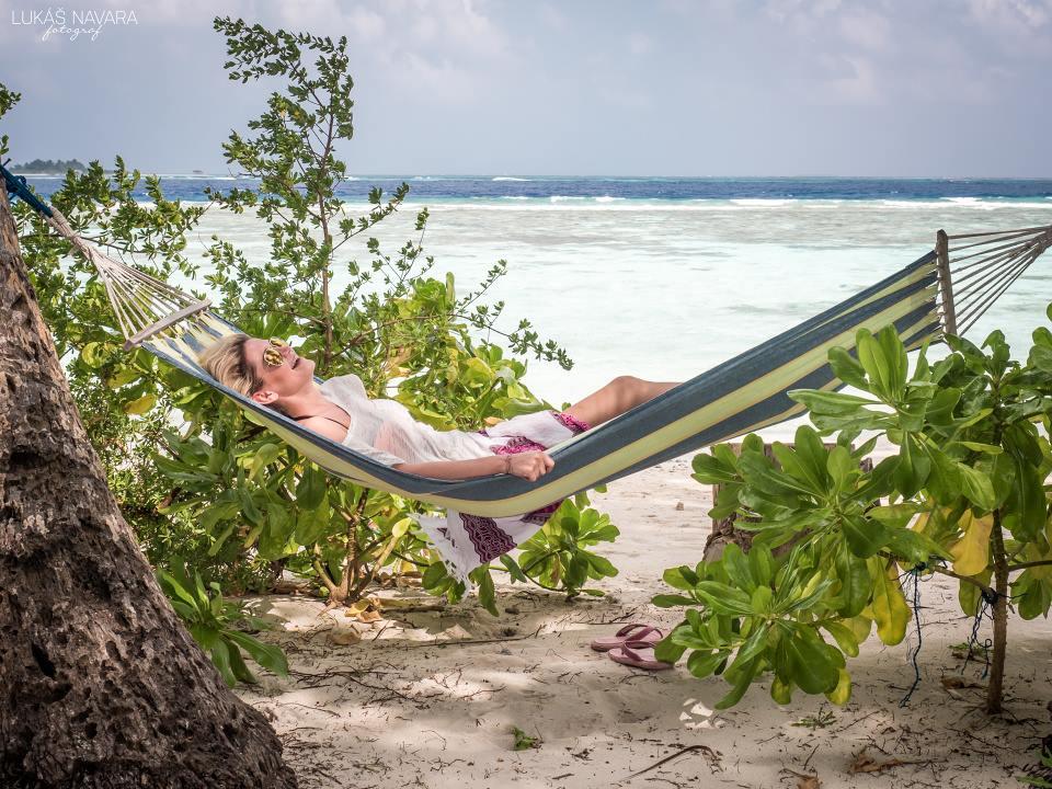 23. Thinadhoo, Maledivy