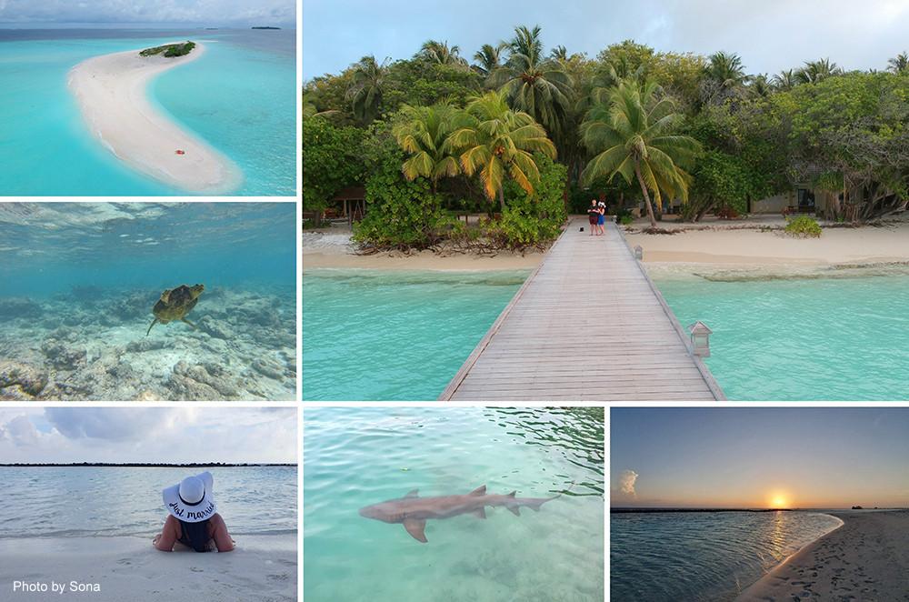 Royal Island Resorts & Spa, Maledivy