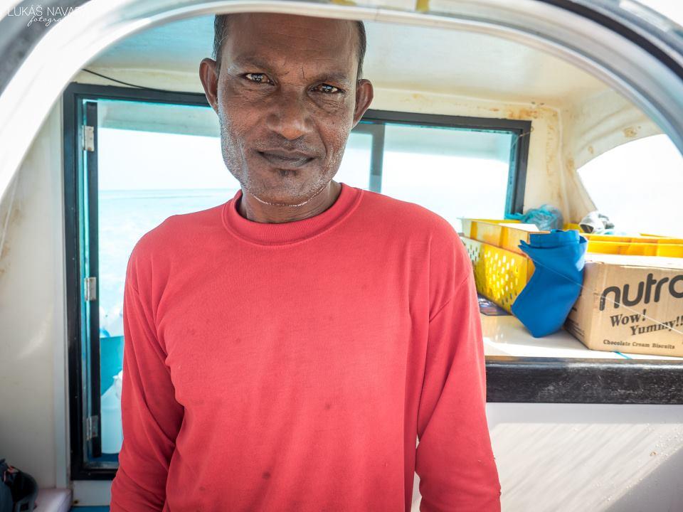 29. Thinadhoo, Maledivy