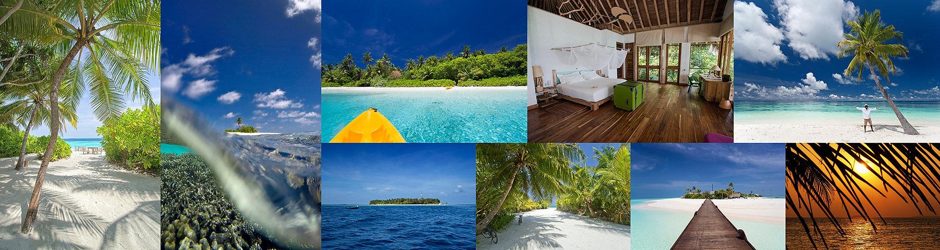 Maledivy a jejich umělá krása