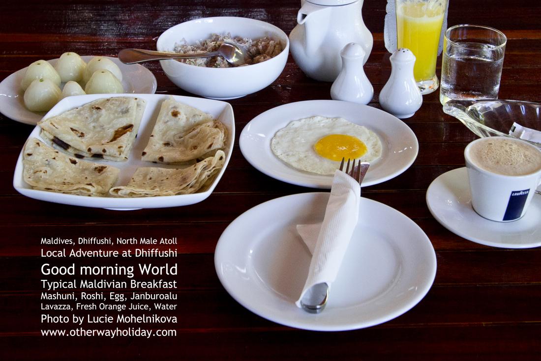 Flickr - Typical Maldivian Breakfast