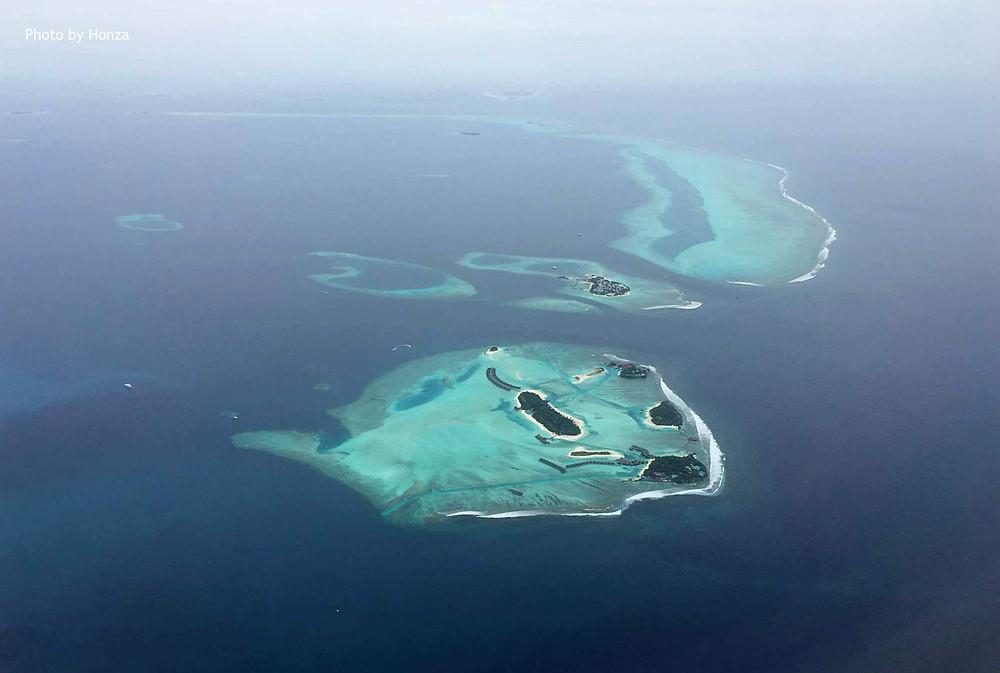 Maledivy - resorty Anantara