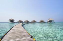 Water Bungalows, Adaaran Club Rannalhi, Kaafu Atoll, Maldives