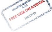 Turistická víza na Maledivy
