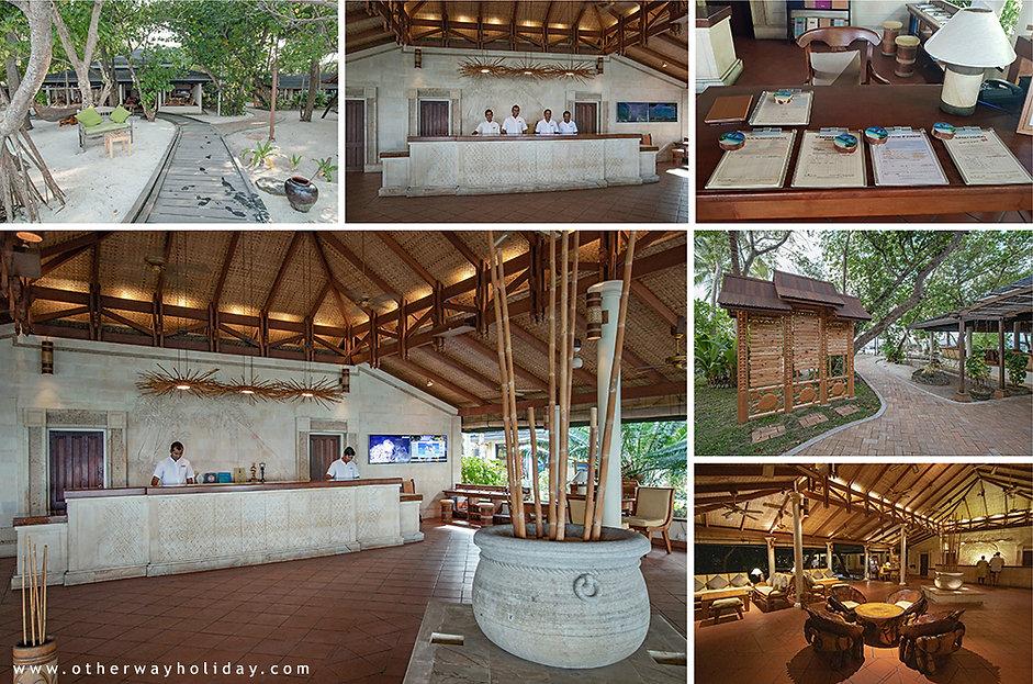 Royal Island Resort & Spa, recepce, Baa atol, Malediv