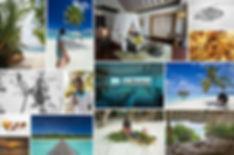 Ubytování na Maledivách, obydené ostrovy, resorty