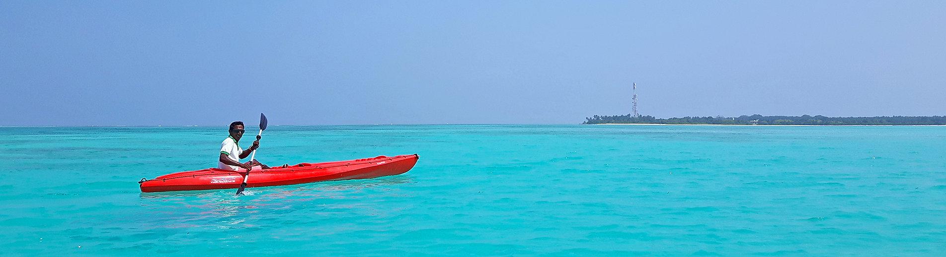 Doprava Fehendhoo, Goidhoo atol, Maledivy