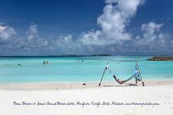 Bikini pláž, Maafushi